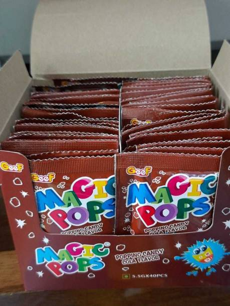 Spice Park Magic pop cola flavour cola Candy
