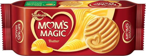 Sunfeast Mom's Magic Rich Butter Biscuits Cookies