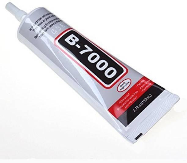 BUKU B-7000 multi-purpose Glue - Transparent (50 ml) Pack of 1 Glue