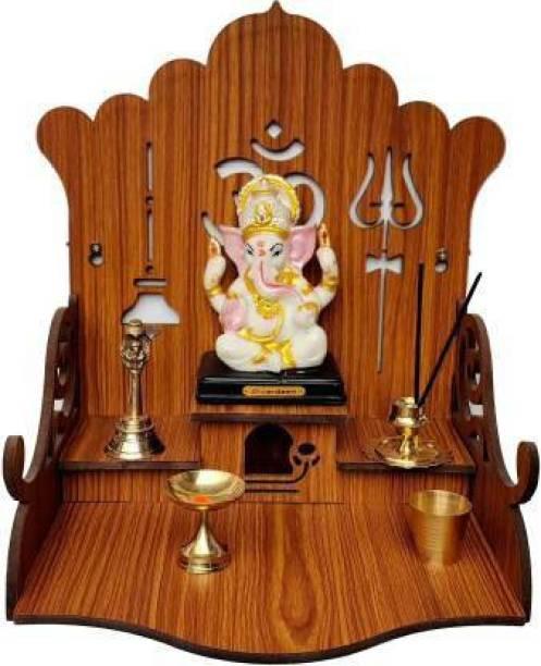 Mandiram Engineered Wood Home Temple