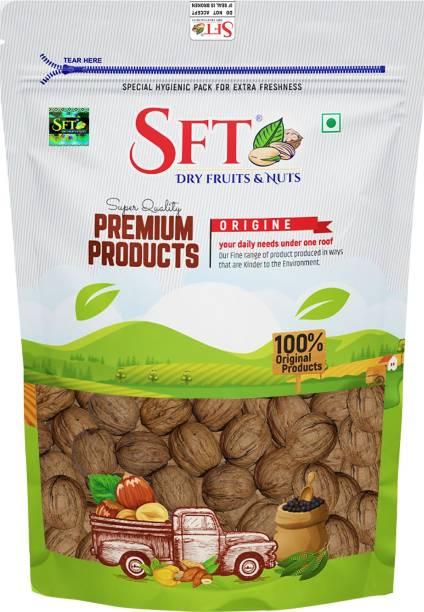 SFT Shelled Walnuts California 100% Natural Organic Superior Quality (Akhrot Sabut) Grade - Big Size Walnuts