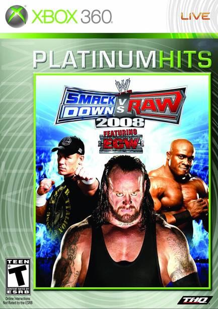 WWE 2008 (SmackDown Vs Raw)