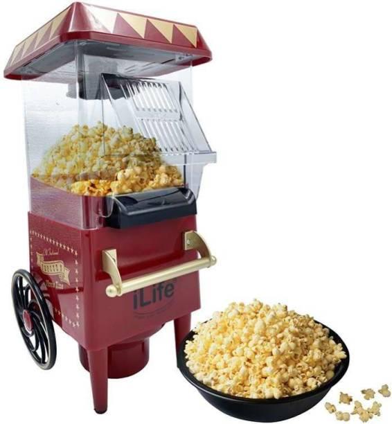iLife Vintage Vintage Popcorn Maker Machine 9 L Popcorn Maker