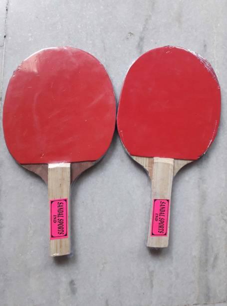 GUPTA TRADER racquet Multicolor Table Tennis Racquet
