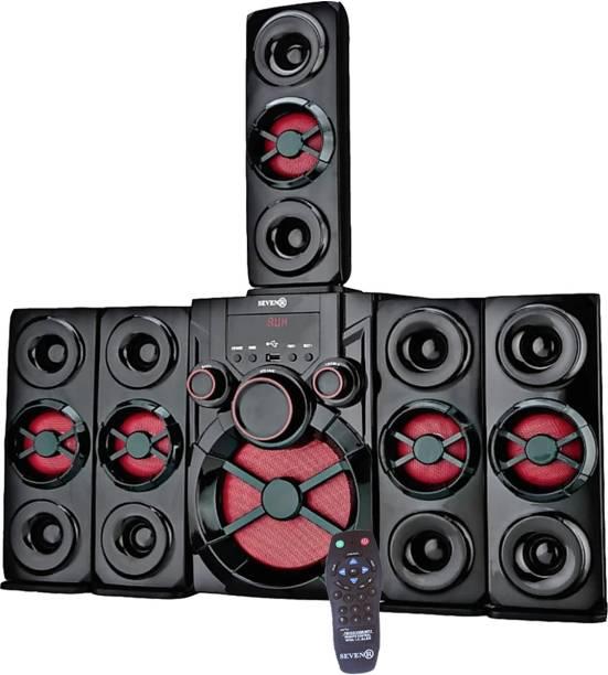 SEVEN R TOWER SPEAKER 5.1 CHANNEL 120 W Bluetooth Home Theatre
