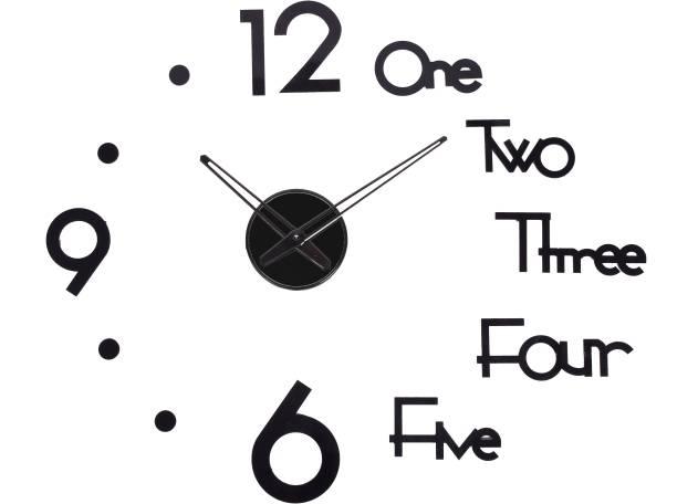 ClockRoom Analog 80 cm X 80 cm Wall Clock