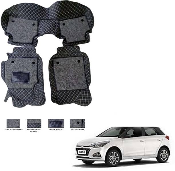 AUTORACE Leatherite 7D Mat For  Hyundai i20
