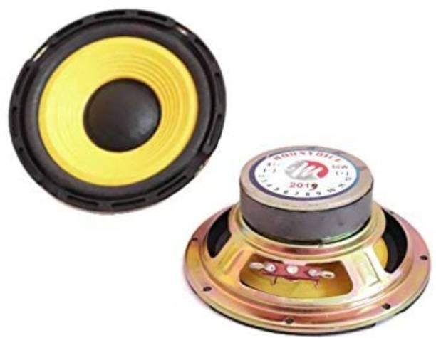 Zengvo Y_7958 5'' inch woofer Audio Speaker 4ohm 50w HI-FI Speaker Sound Bass Subwoofer