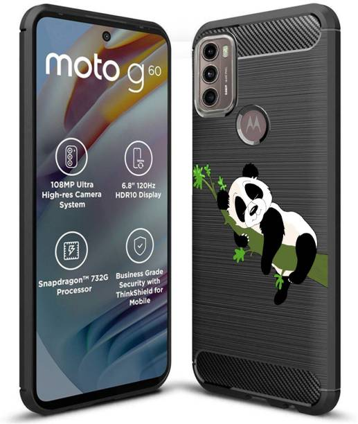 Flipkart SmartBuy Back Cover for Motorola G40 Fusion, Motorola G60