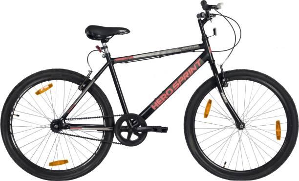 HERO Sprint Hybrid City 26 T Hybrid Cycle/City Bike