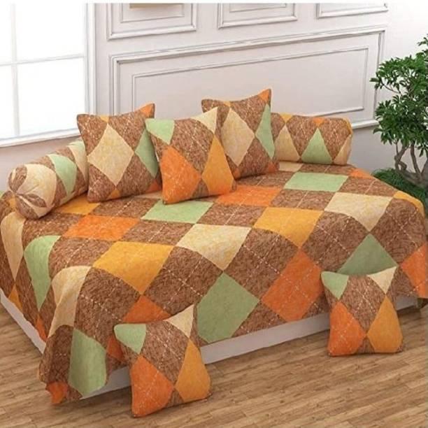MV choice Cotton Geometric Diwan Set