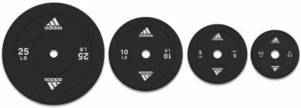ADIDAS Olympic 10kg Black Weight Plate