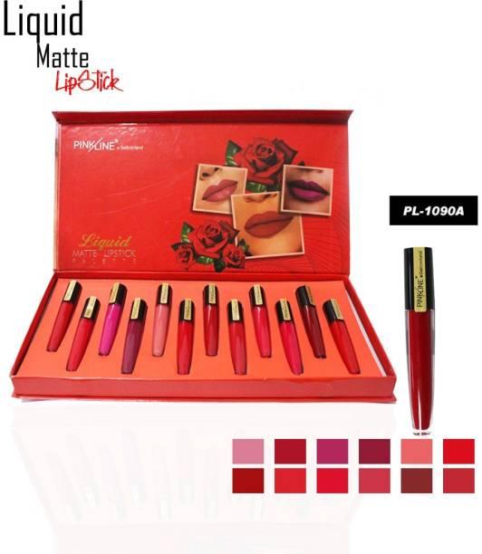 Pink line Liquid Matte Lipstick