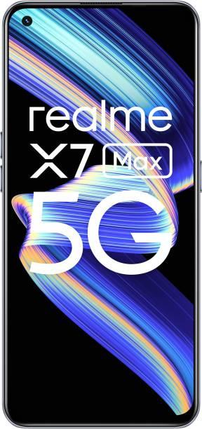 realme X7 Max (Milky Way, 256 GB)