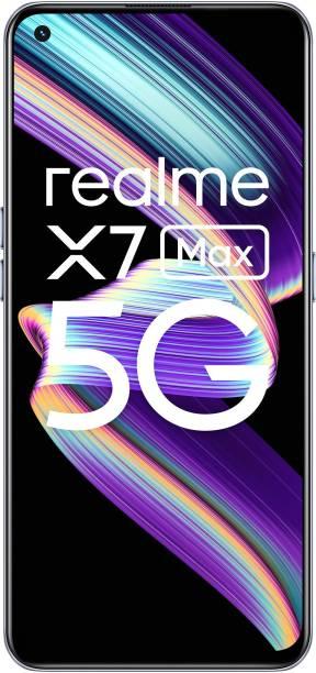 realme X7 Max (Mercury Silver, 256 GB)