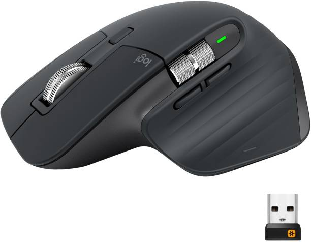 Logitech MX MASTER 3 MOUSE Wireless Optical Mouse