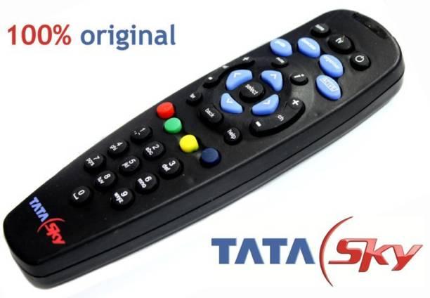Tata Sky DTH ORIGINAL TATASKY Remote Controller