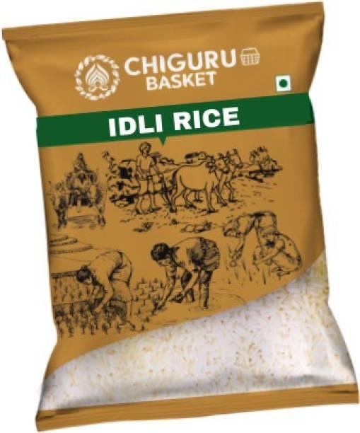 Chiguru basket Idli Idli Rice (Medium Grain, Raw)