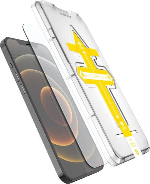 FIVE-O Tempered Glass Guard for iPhone 12 Pro