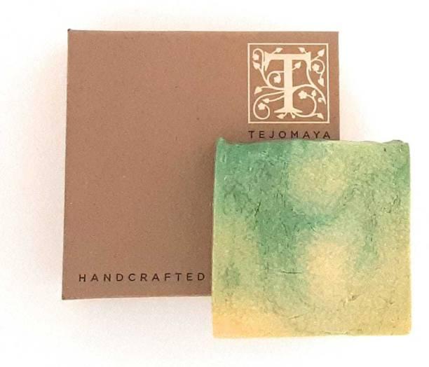 Tejomaya Handmade Natural Cleansing Sea Salt soap