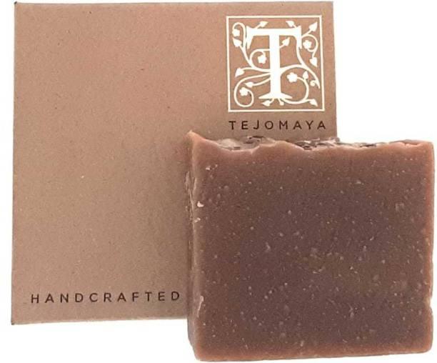 Tejomaya Handmade Natural Antioxidant Flaxseed soap