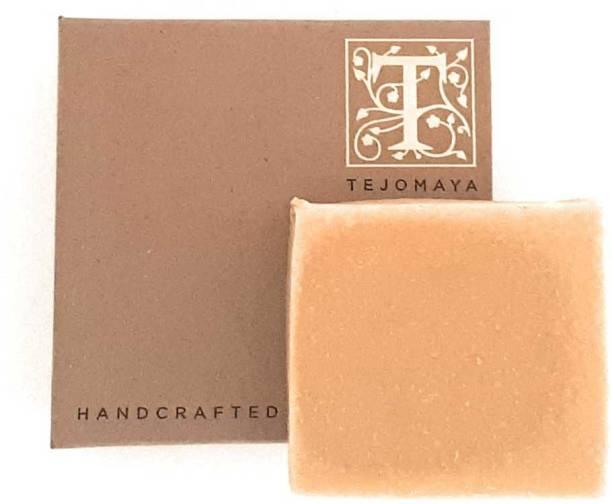 Tejomaya Handmade Natural Antiseptic Turmeric soap