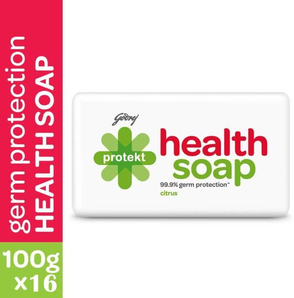 Godrej Protekt Health Bathing Soap (100g each)
