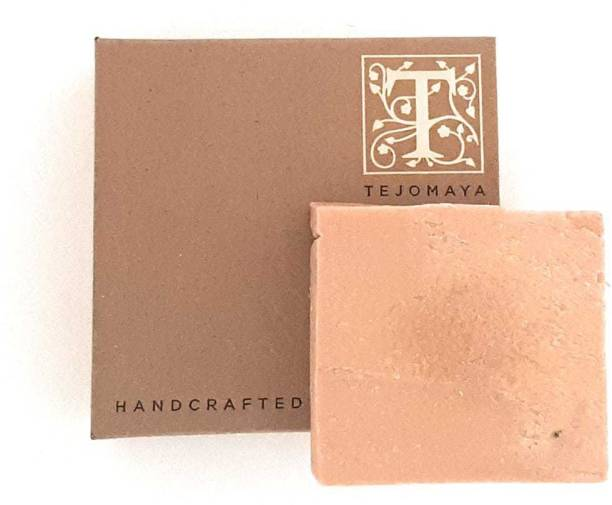 Tejomaya Handmade Natural Anti Ageing Cedar Wood soap