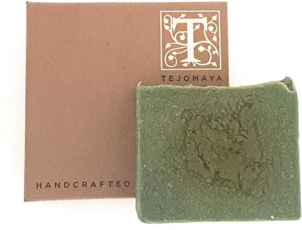 Tejomaya Handmade Natural Antiseptic Pimple Care Neem Licorice soap
