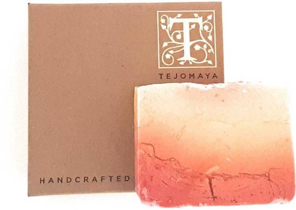 Tejomaya Handmade Natural Anti Ageing Honeysuckle soap