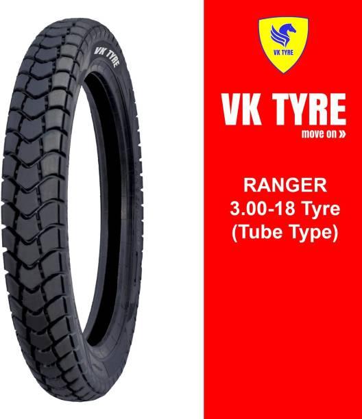VK TYRE RANGER 3.00-18 Rear Tyre