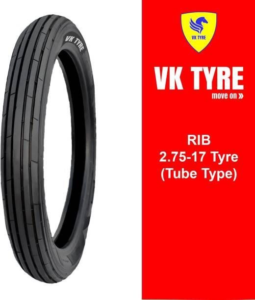 VK TYRE RIB 2.75-17 Front Tyre