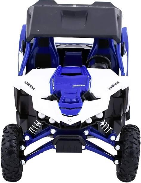 Bburago Yamaha YXZ 1000R ATV Car