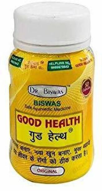 Dr. Biswas Good Health Capsule Pack (50)
