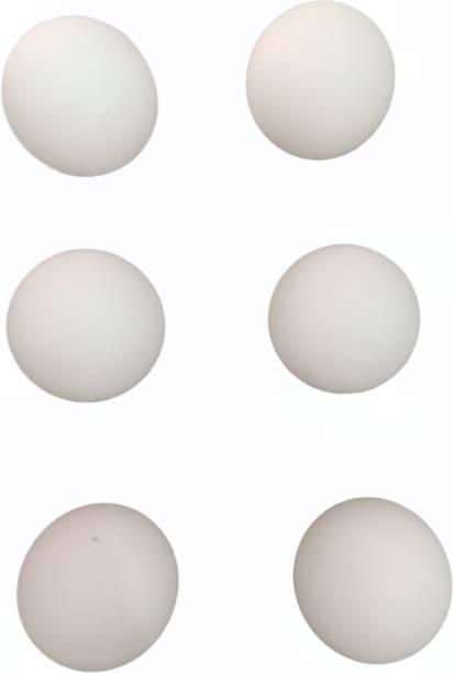 SAAHI SPORTS 40mm Table Tennis Ball (Pack Of 6) Table Tennis Ball