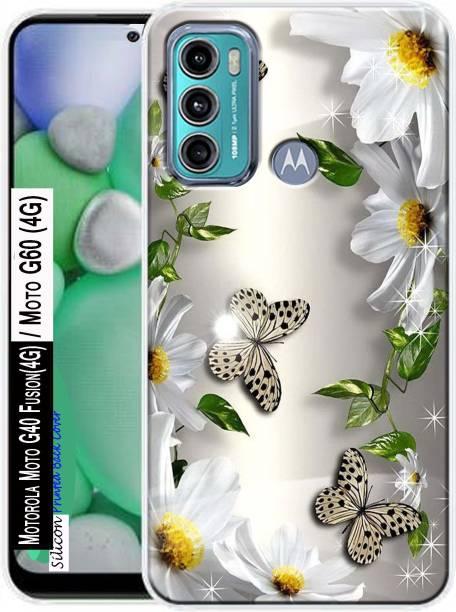 MORITZ Back Cover for Motorola G40 Fusion