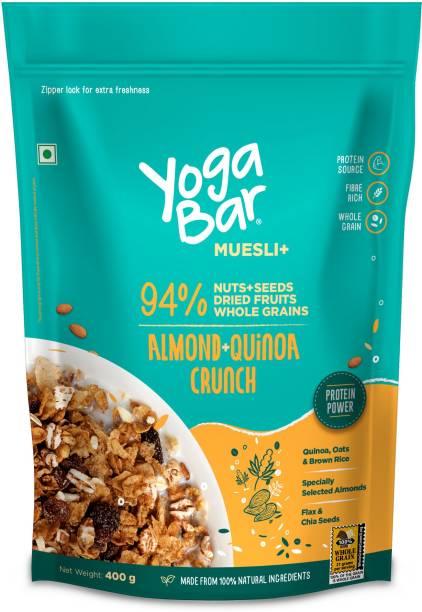 Yogabar Almond Quinoa Crunchy