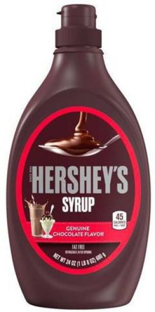 HERSHEY'S Chocolate Syrup Imported 680g