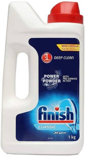 finish Salt Dishwashing Detergent