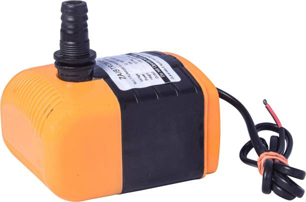 Zaibtronix Water Cooler Pump Used For Aquarium, Desert Air Cooler, Fountain (1.2HP) Submersible Water Pump Water Aquarium Pump