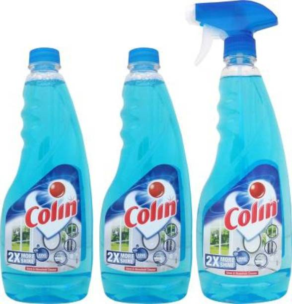colin Glass & Multisurface Cleaner Sparking Shine Boosters