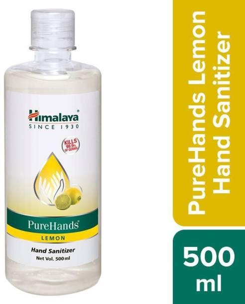 HIMALAYA Pure hands (Lemon) Hand Wash Bottle