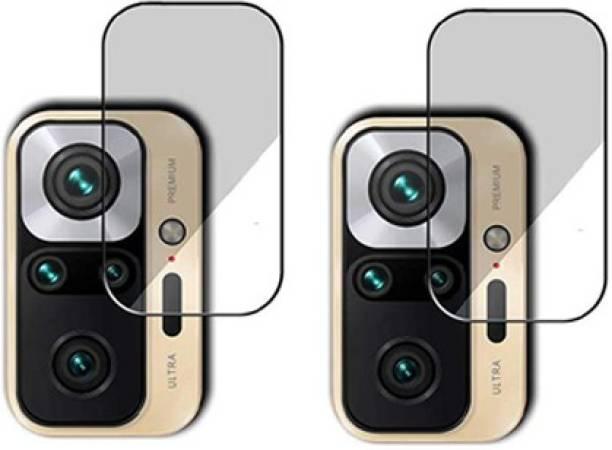 hirdesh Back Camera Lens Glass Protector for Redmi Note 10 Pro