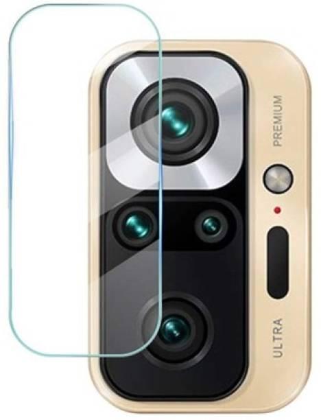 hirdesh Back Camera Lens Glass Protector for Redmi Note 10 Pro Max, Redmi Note 10 Pro