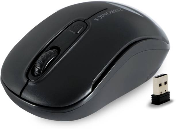 ZEBRONICS zeb-dash Wireless Optical Mouse