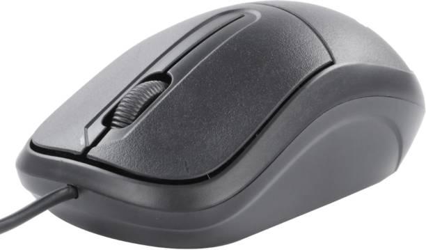 ZEBRONICS USB Comfort + Wired Optical Mouse