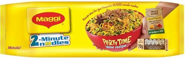 Nestle Maggi 2-Minute Instant Noodles Instant Noodles Vegetarian