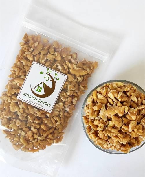 Kitchen Jungle Walnut Kernels | Akhrot Giri (8 Pc) | Broken Walnut | Walnut Giri Walnuts