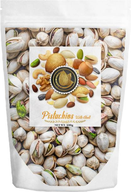 Gold Seeds California Pistachios Roasted Lightly Salted Jumbo Pista Nuts Inshell Pistachios