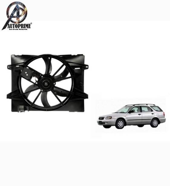 Autoprime Baleno New Single Radiator Fan Assembly